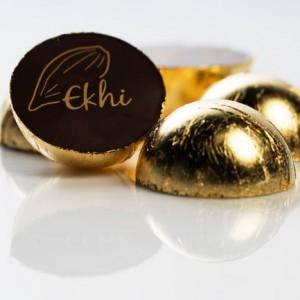 Este Sant Valentín regala lujo, regala bombones de oro de Ekhi Gold Chocolates | Luxury Spain