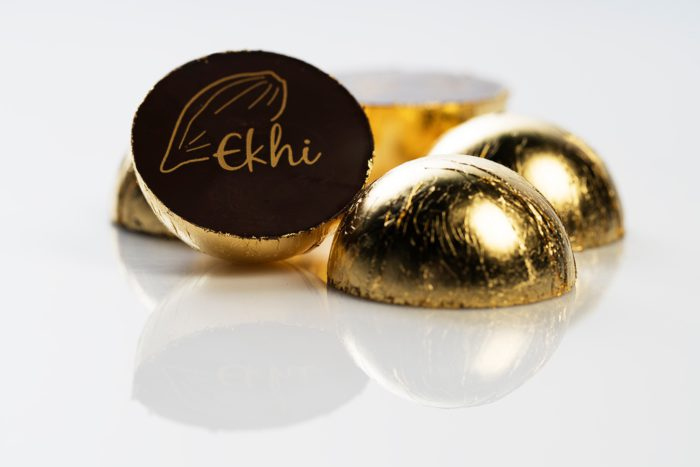 Este Sant Valentín regala lujo, regala bombones de oro de Ekhi Gold Chocolates | Luxury Spain