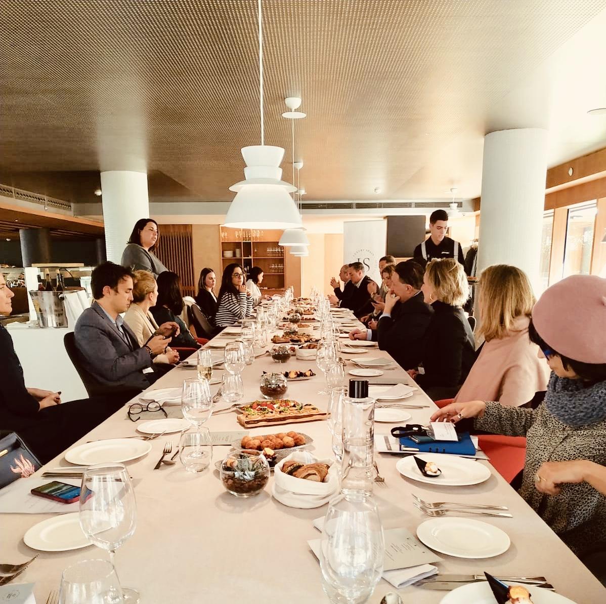 La Asociación Española del Lujo – Luxury Spain celebró su primer Almuerzo Networking Sello de Calidad Luxury Spain Lifestyle en el Hotel OD Barcelona