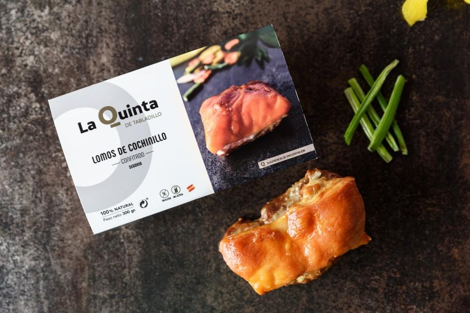 Lomo de Cochinillo de La Quinta de Tabladillo, una nueva forma de degustar este producto tan tradicional | Luxury Spain
