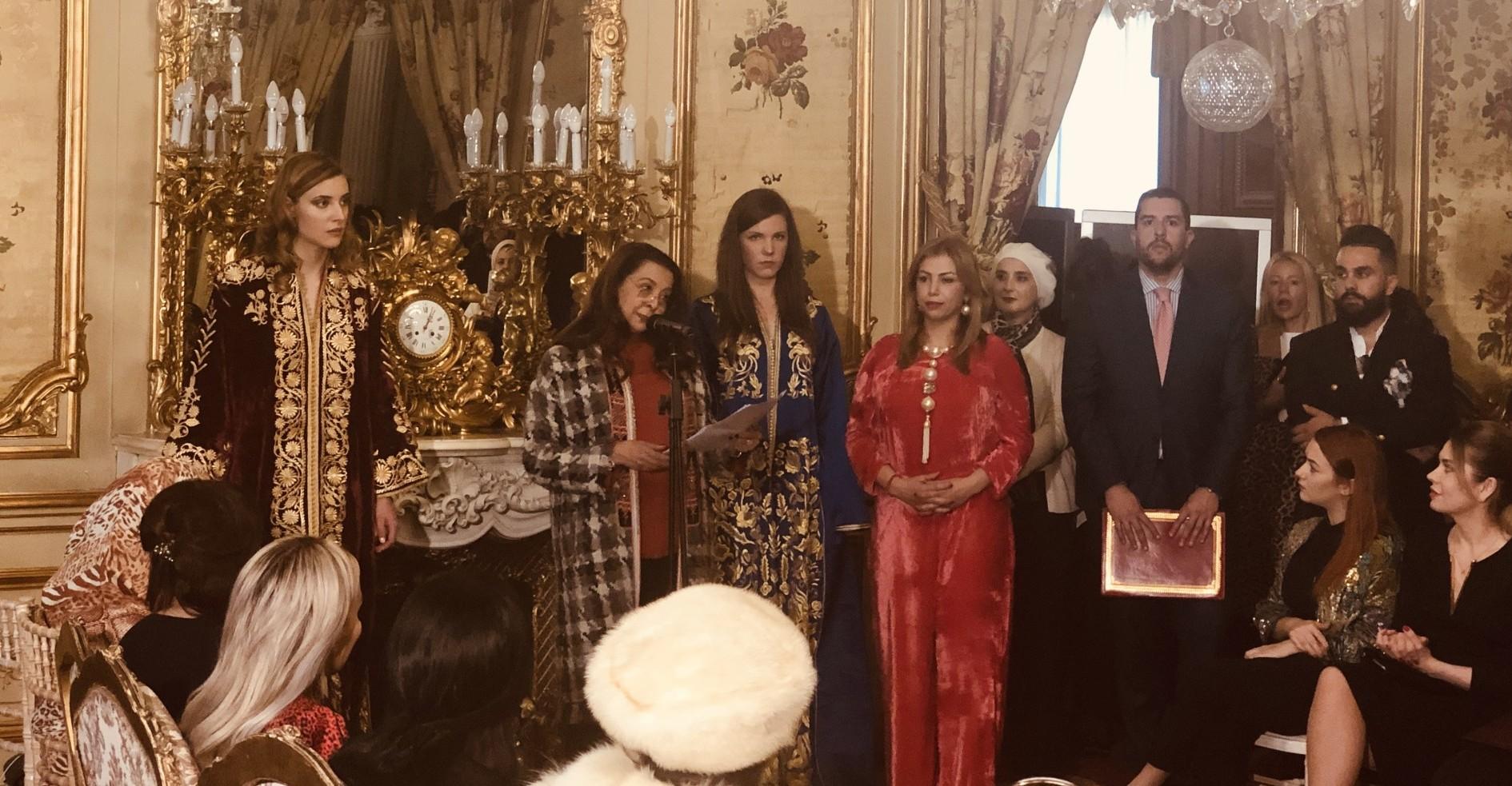 Luxury Spain colabora en la Spanish Arab Fashion