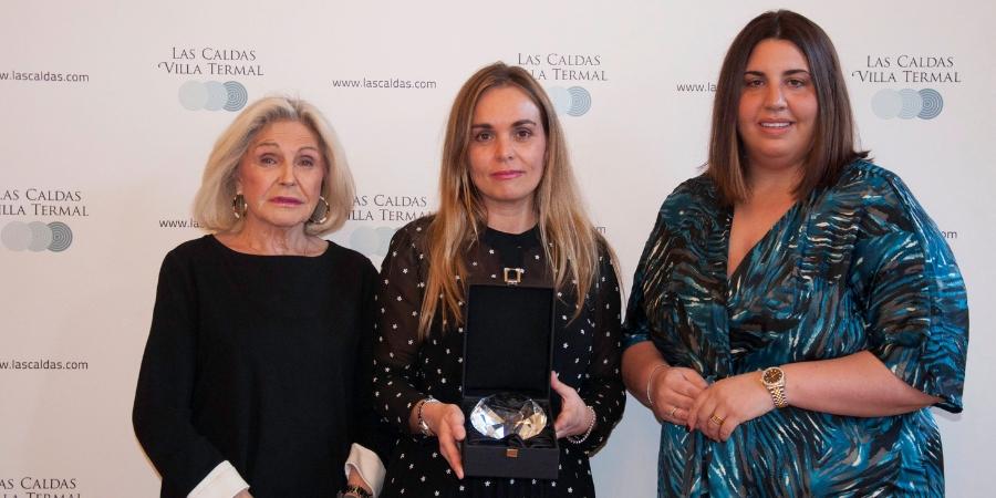Luxury Spain entrega el Diamante de la Excelencia a la firma de belleza SeaSkin