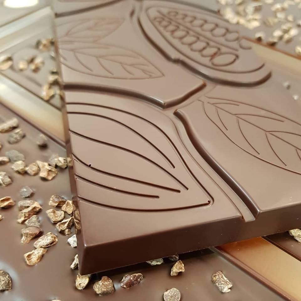 Nueva tableta de chocolate Chuao de Sensaciones de Chocolate | Luxury Spain