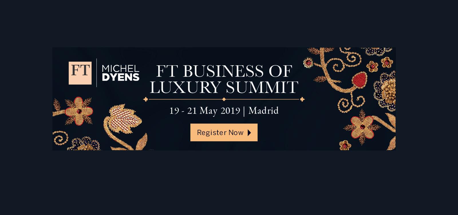 Financial Times | Luxury Spain