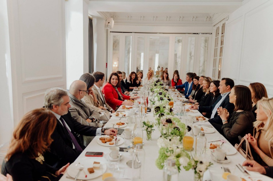 Luxury Spain organiza una mesa redonda sobre interiorismo, patrimonio y lifestyle en el Club Privado Alma Sensai