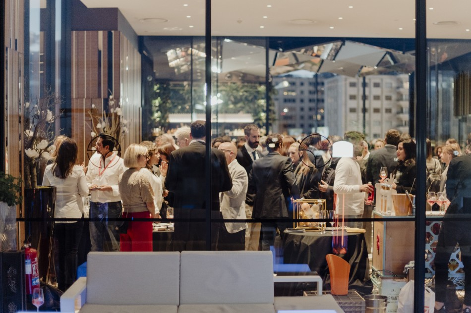 Luxury Spain Gourmet Private Cocktail 2019 en el VP Plaza España Design