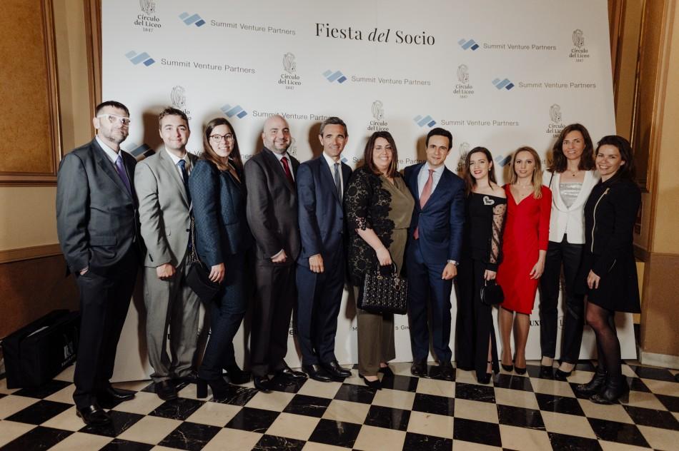 Luxury Spain en la Gala del Socio del Círculo del Liceo