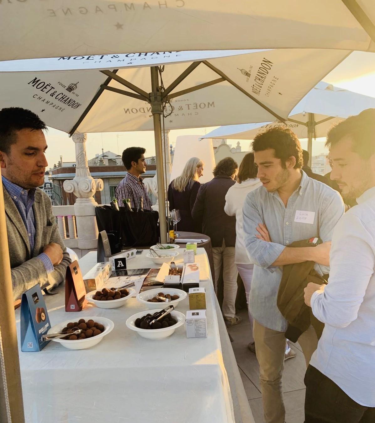 Luxury Spain colabora en el evento Networking de la Escuela de Hostelería de Lausanne