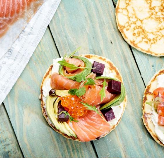 El salmón ahumado de Benfumat, ingrediente clave para una  dieta equilibrada y saludable