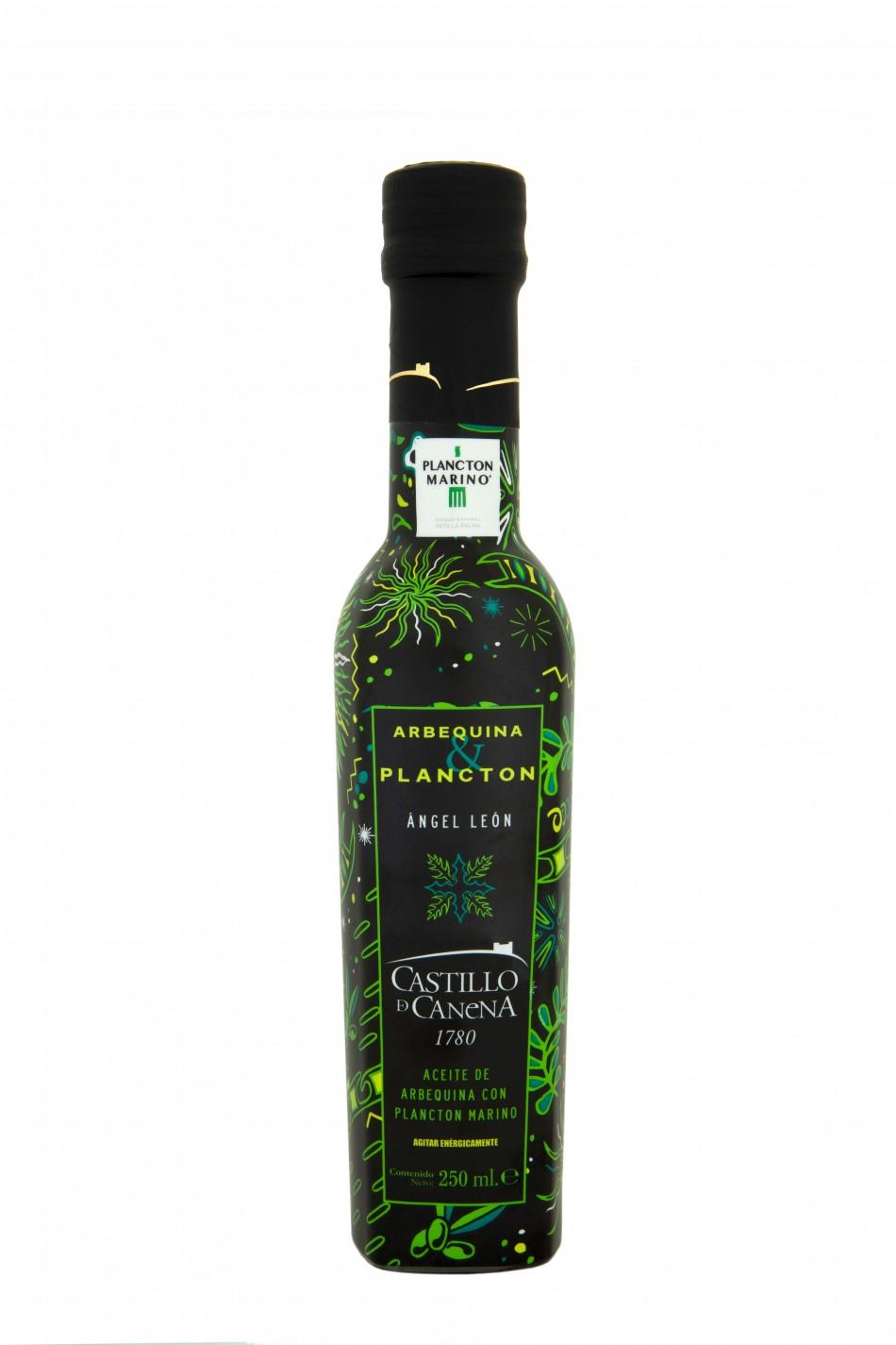 """Castillo de Canena presenta """"Arbequina & Placton"""", el primer aceite de oliva virgen extra con microalgas marinas"""