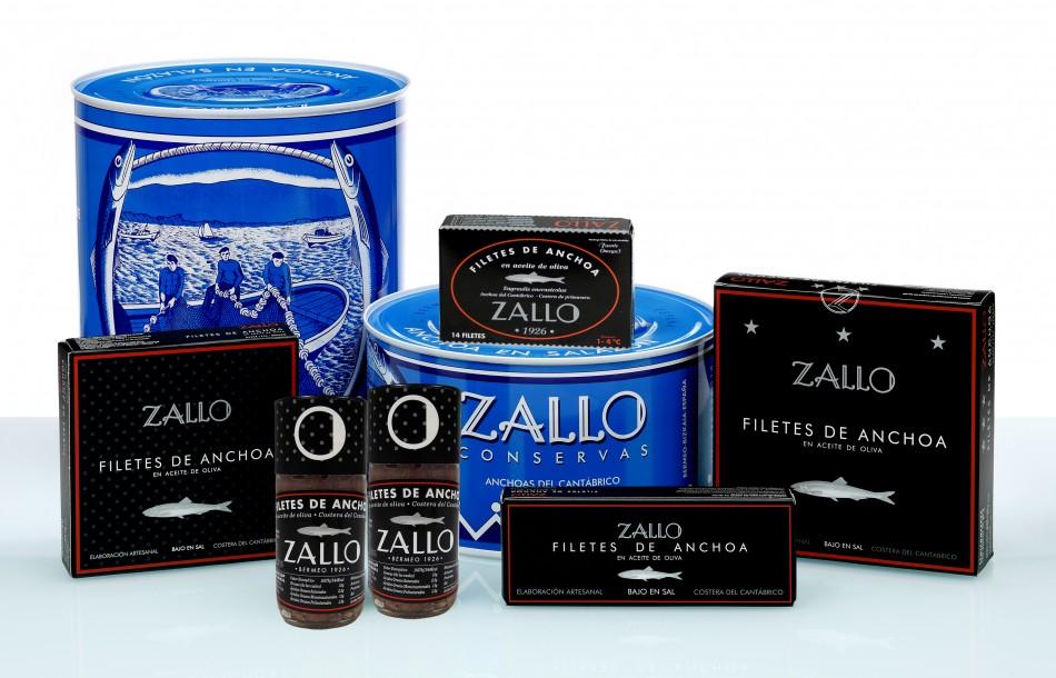 Conservas Zallo, tradición e innovación desde 1926