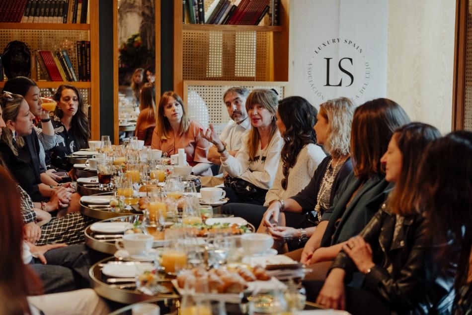 Luxury Spain celebra una Mesa Redonda para debatir las tendencias del Sector Belleza en el Lujo Español