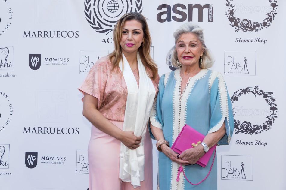 """Luxury Spain en la """"Fiesta Árabe"""" de la Fundación Art & Culture Without Borders"""