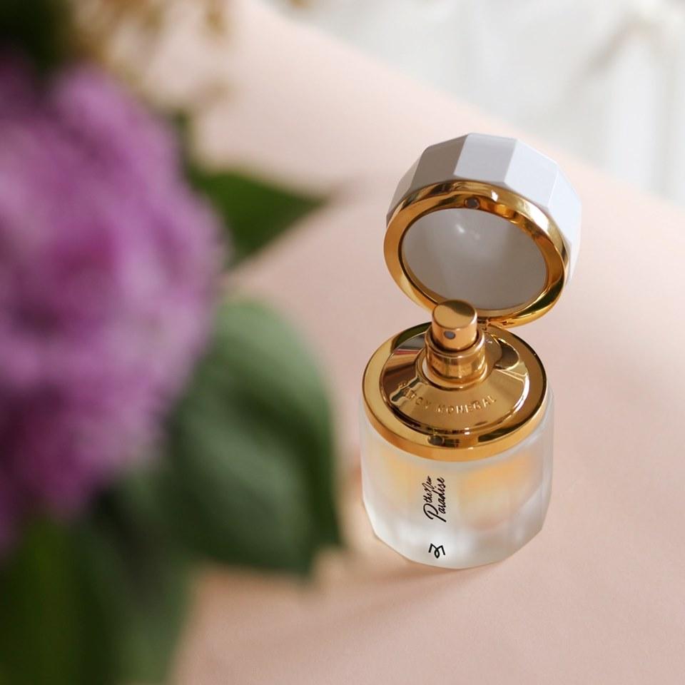 New Paradise, el perfume más vital y optimista de Ramón Monegal