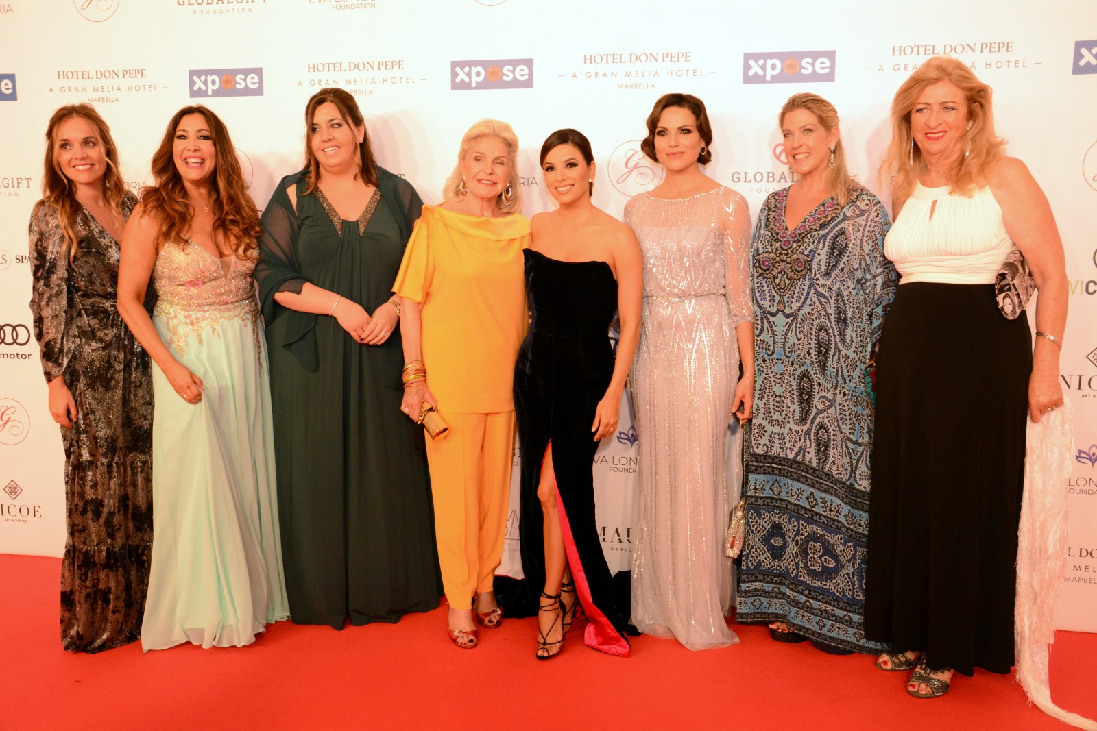 Luxury Spain colabora un año más en la Global Gift Gala de Marbella