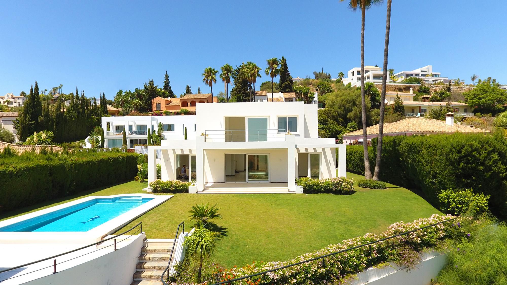 Villa Paraíso, la exclusiva villa de Qvanima | Luxury Spain