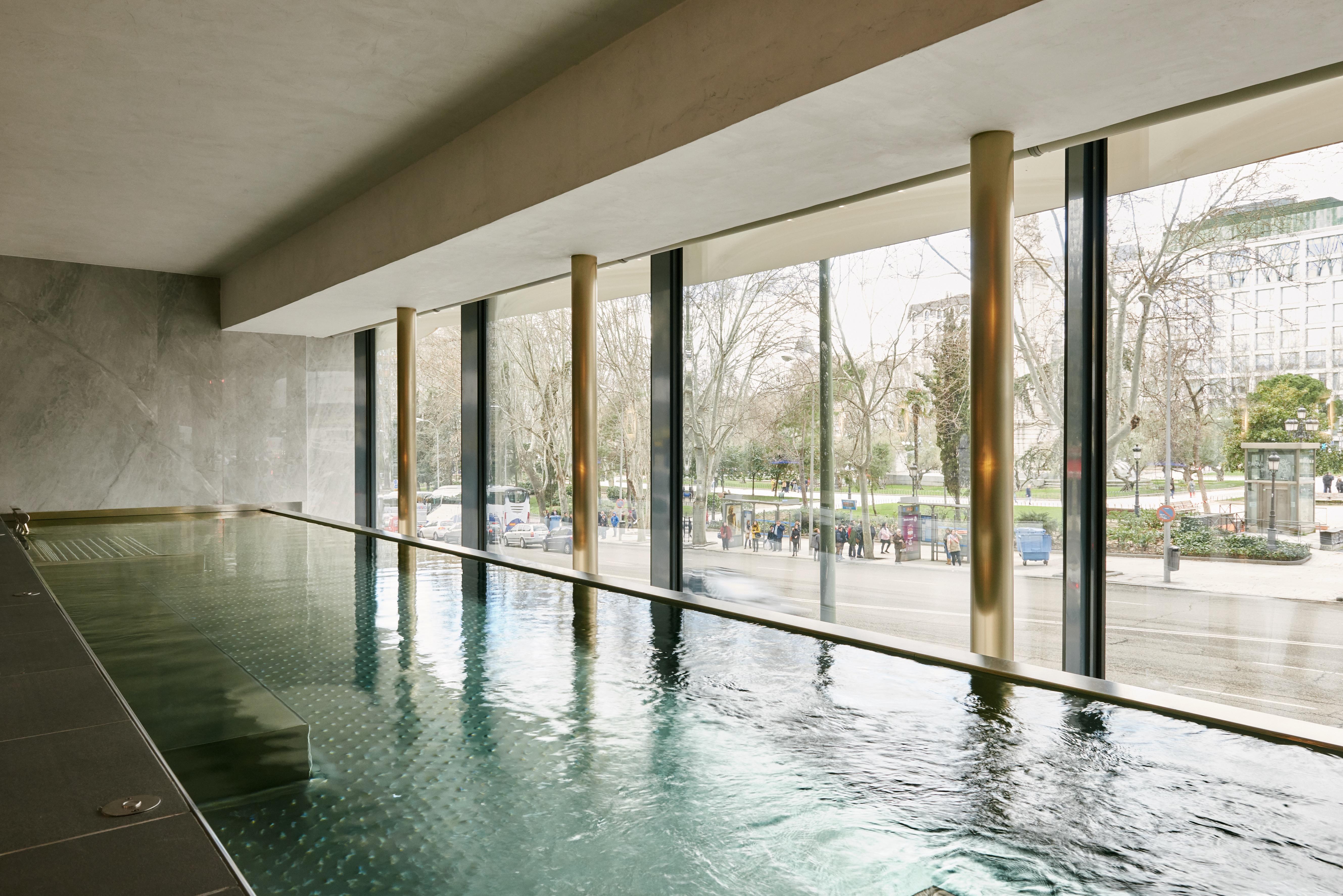 VP Plaza España renueva la oferta de Biloba Spa | Luxury Spain