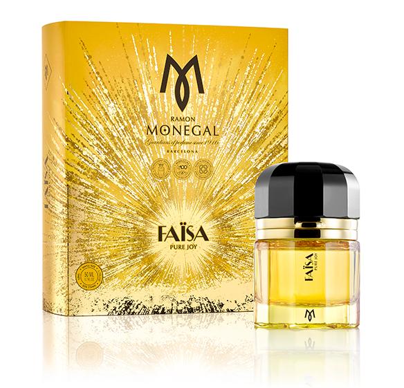 Faïsa, el nuevo perfume de Ramón Monegal
