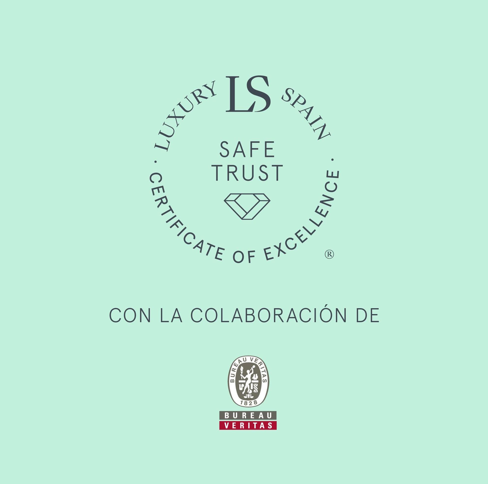 La Asociación Española del Lujo – Luxury Spain, lanza el sello de calidad Luxury Spain SAFE&TRUST