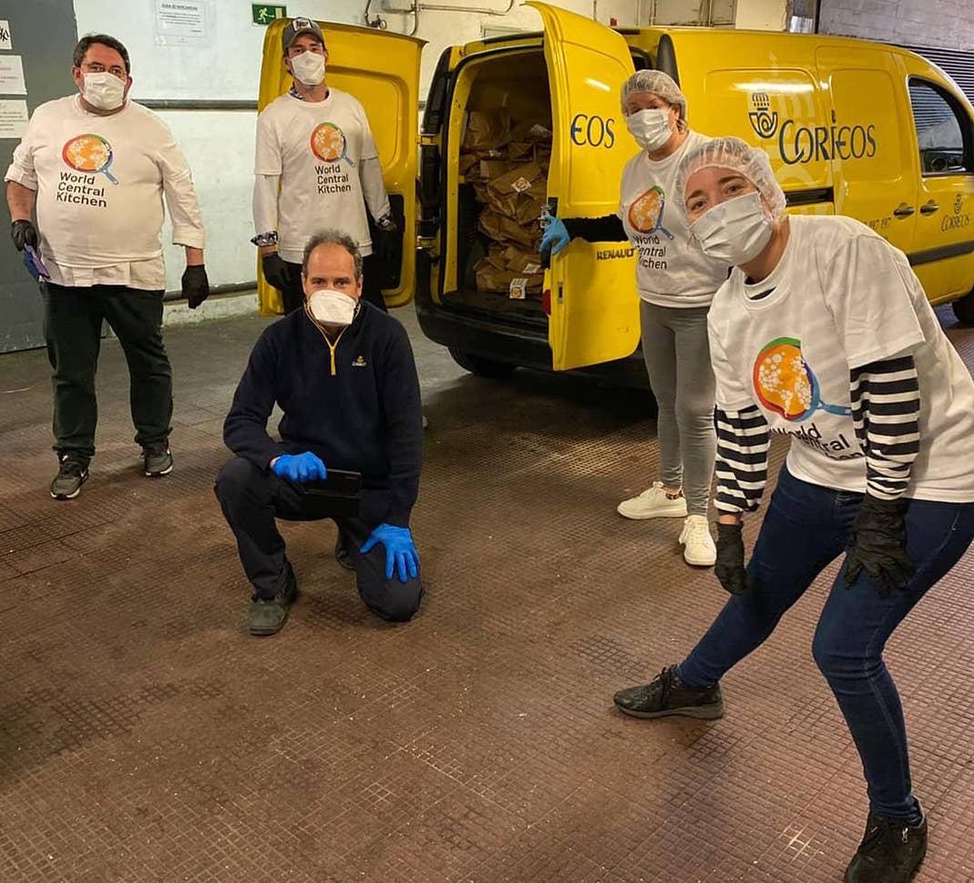 #SOLIDARITYPARTNERS – Aquanaria apoya a la Fundación Central Kitchen | Luxury Spain