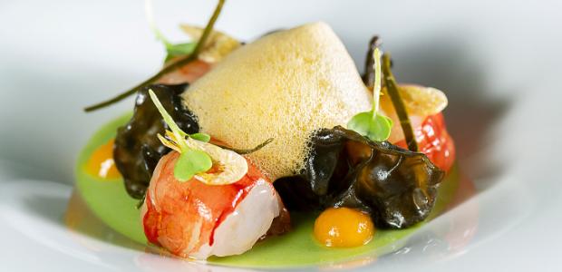 Restaurante Lasarte - Luxury Spain