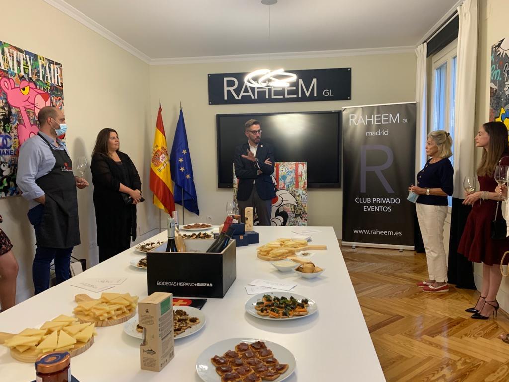 Cata Gastronomica Club Raheem_12