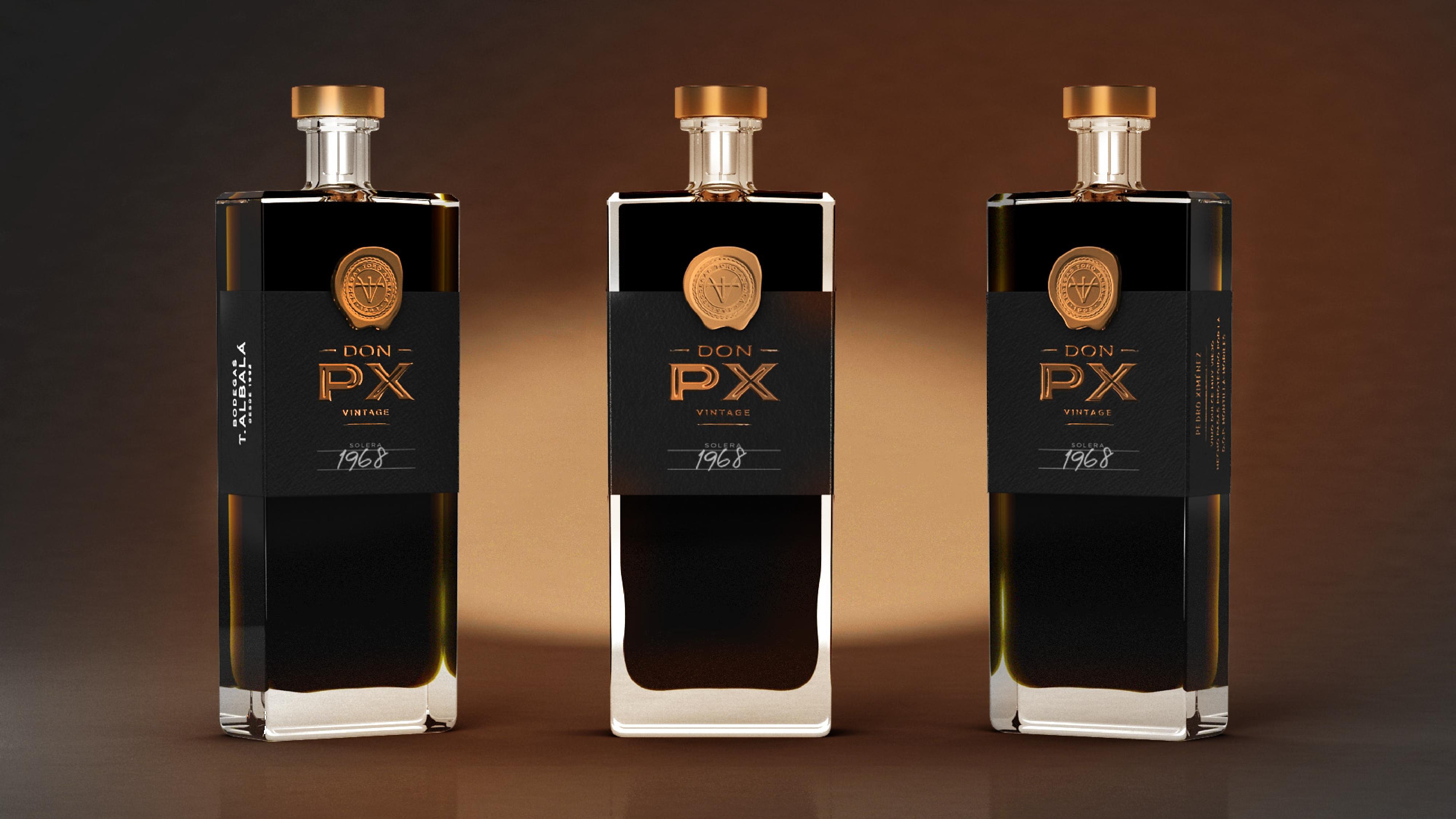 Toro Albalá rediseña las petacas de su icónico vino Don PX | Luxury Spain